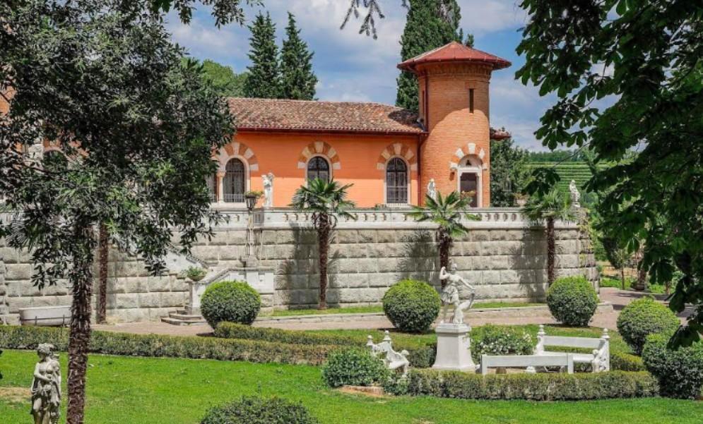Domenica 19 maggio 'Giardini Aperti' al Castello di Spessa