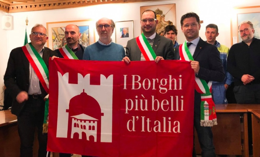 L'Associazione dei Borghi più belli d'Italia dona 12 mila euro a Sappada