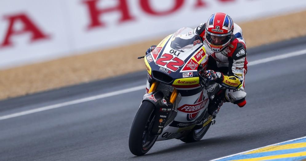 Lowes: rimonta e caduta a Le Mans