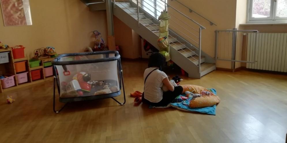 Centro aiuto alla vita da dieci anni a Palazzo Gromo Losa