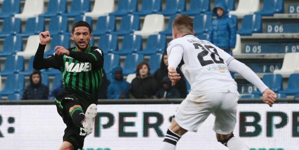 Stefano Sensi, centrocampista del Sassuolo ed obiettivo di mercato del Milan