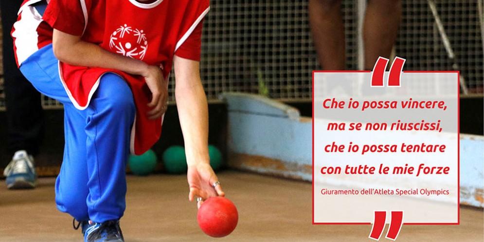 A Cussignacco oltre 100 Special Olympics da tutta Italia