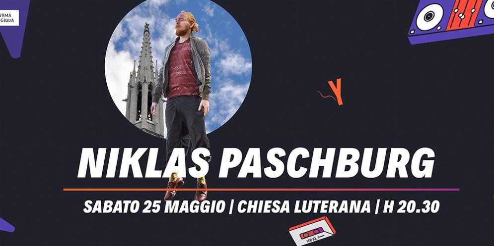 Niklas Paschburg in concerto a Trieste
