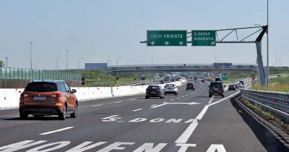 Terza corsia: entro giugno pronto il nuovo viadotto di Palmanova