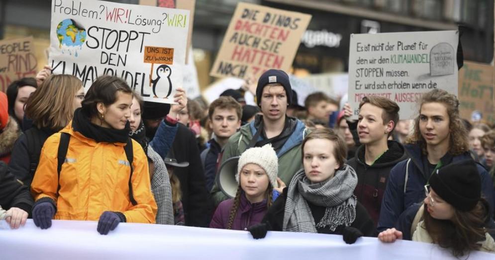 Ondata verde in Europa, i Grünen raddoppiano in Germania