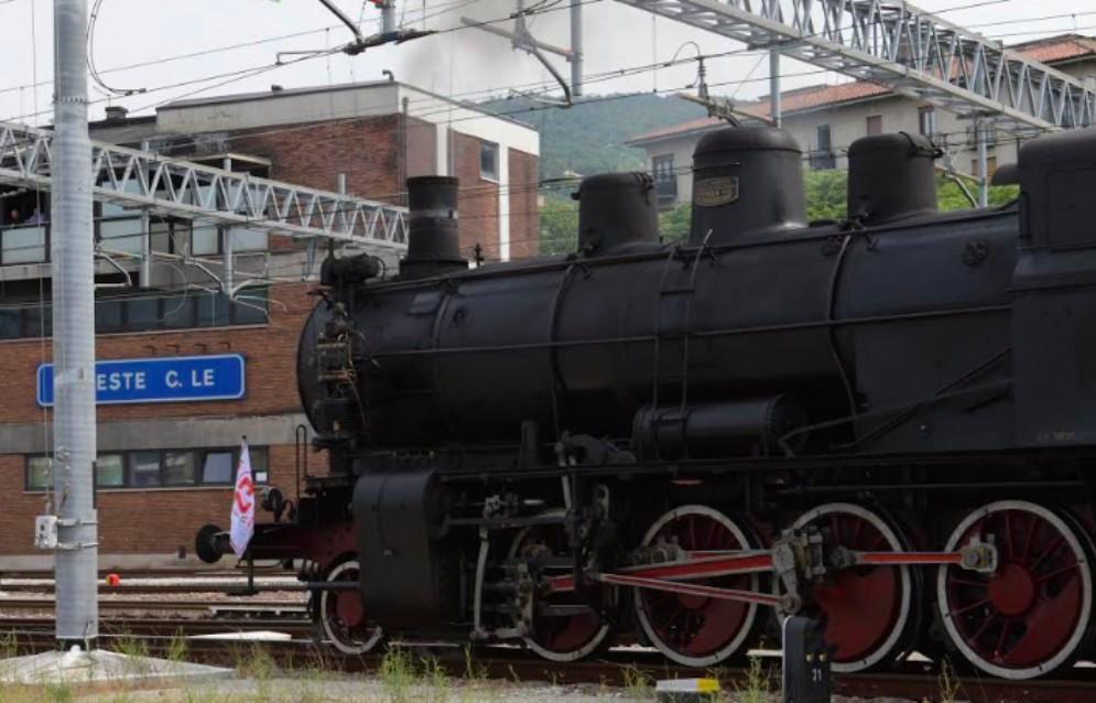 Treno storico reale opportunità di sviluppo turistico per il Fvg