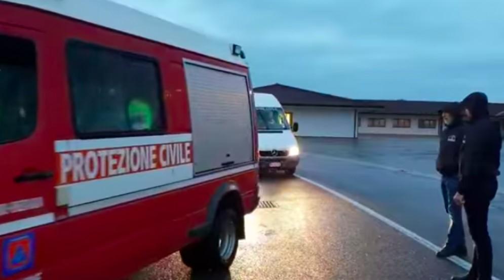 Maltempo: la Pc del Friuli Venezia Giulia in Emilia Romagna