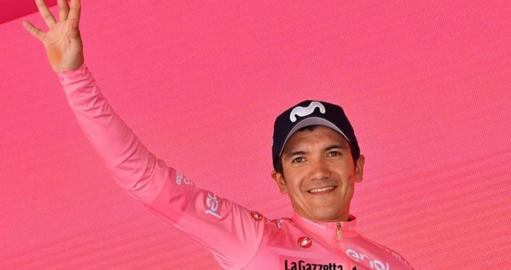 Carapaz resiste su Monte Avena e ipoteca il Giro 2019