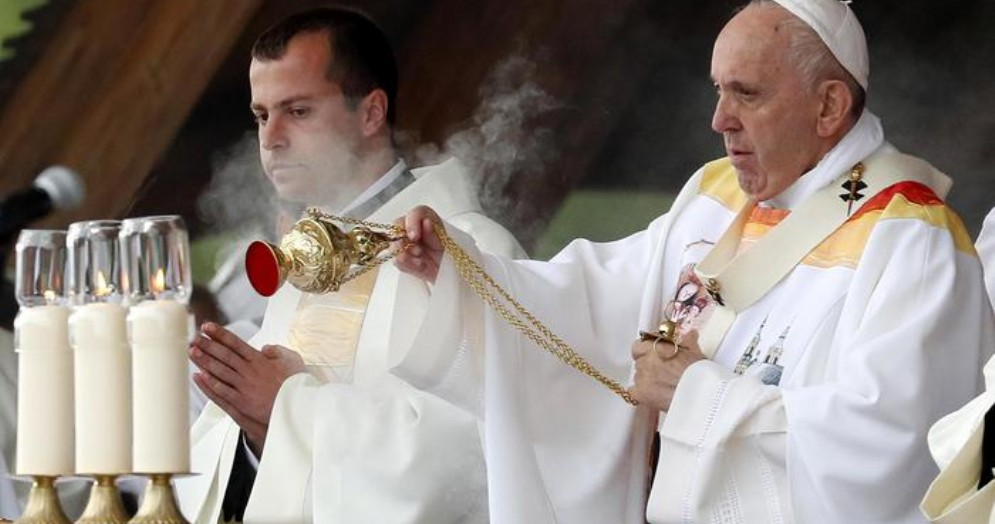 Papa Francesco in Romania