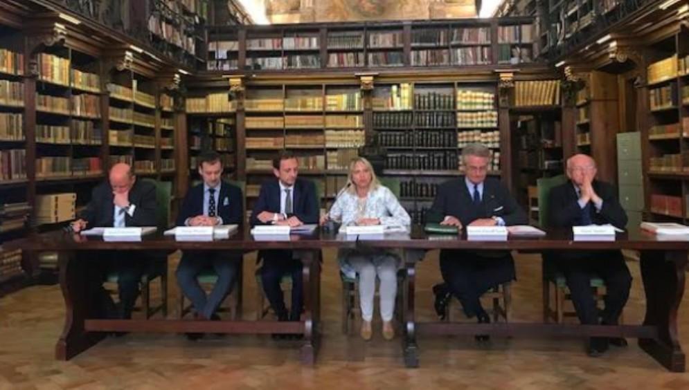 Presentata a Roma la mostra che unisce Aquileia e Vienna