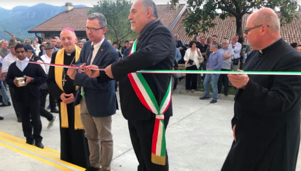 Inaugurato il Centro di aggregazione giovanile di Anduins