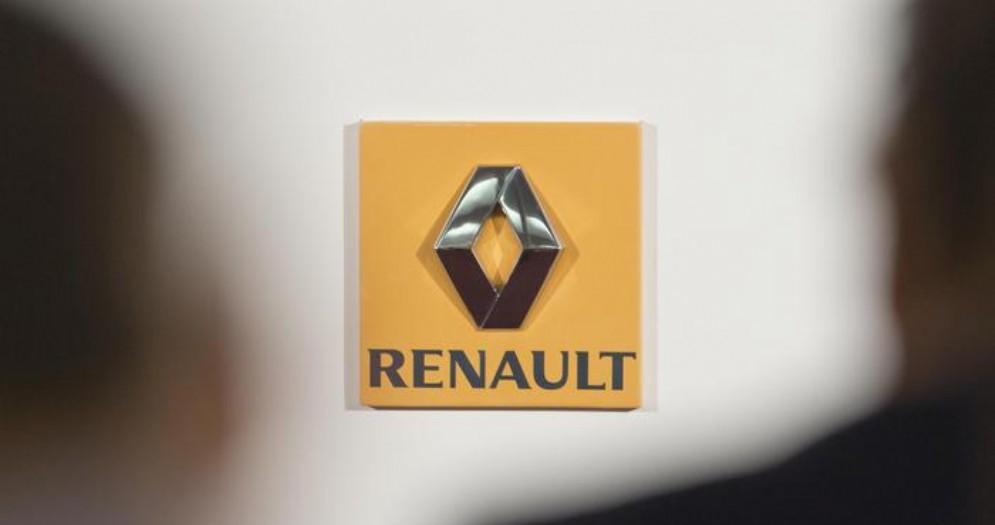 Il logo di Renault