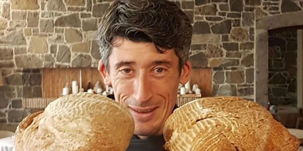 Al via Risonanze 2019: Stefano Basello presenta il suo pane del bosco