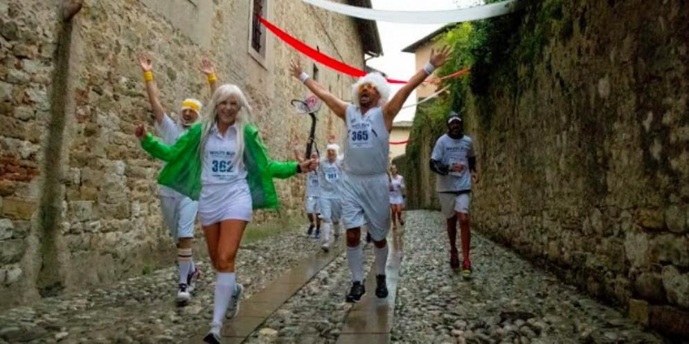 L'onda bianca della White Run torna a Cividale del Friuli