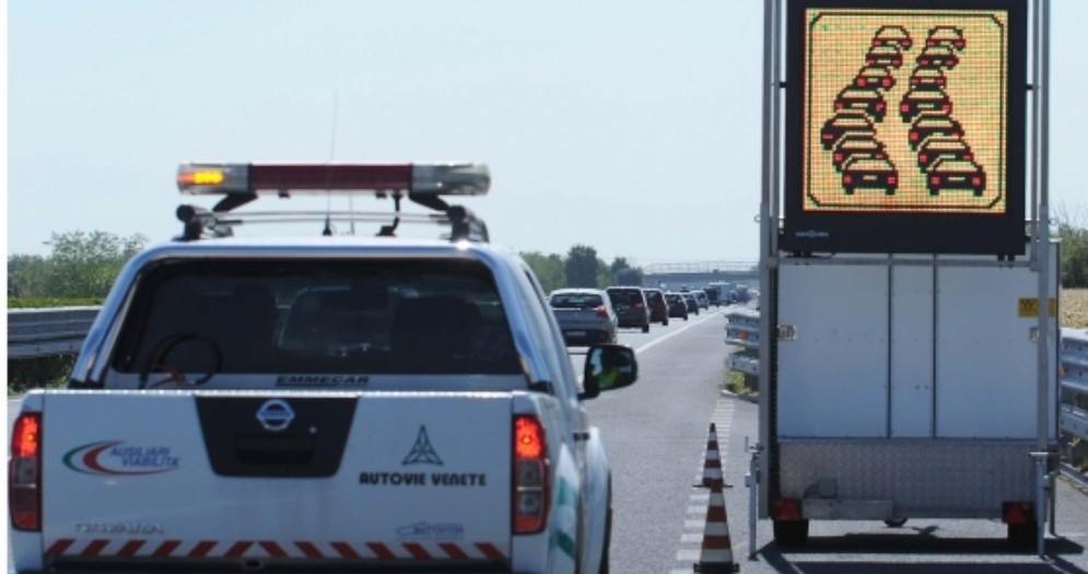 C'è il Corpus Domini: traffico intenso sulla rete autostradale del Fvg