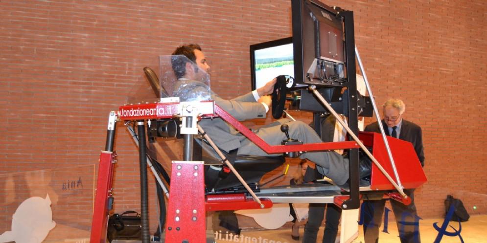 Sicurezza stradale: all'Università arriva un simulatore avanzato di guida