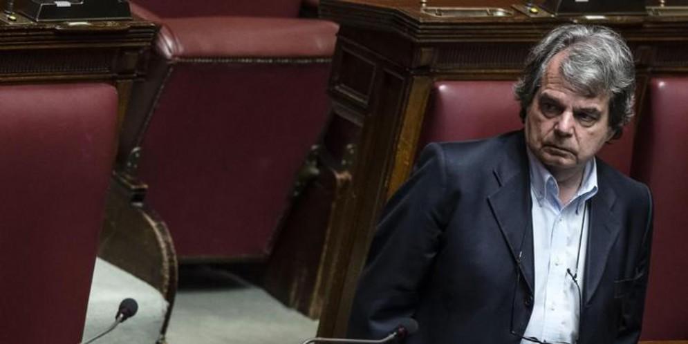 Il Deputato di Forza Italia, Renato Brunetta