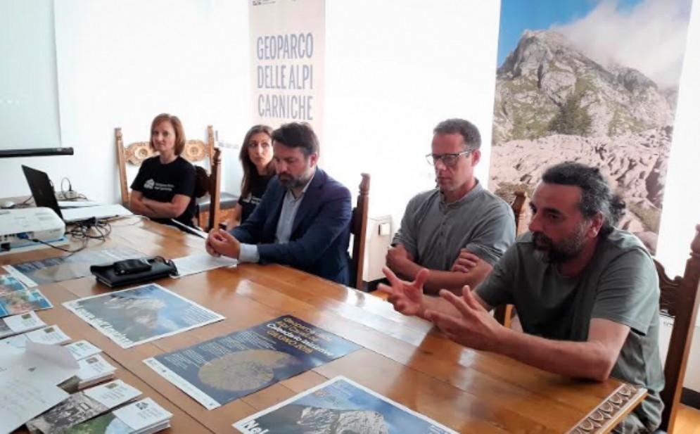 Decine di eventi alla scoperta del 'Geoparco delle Alpi Carniche'