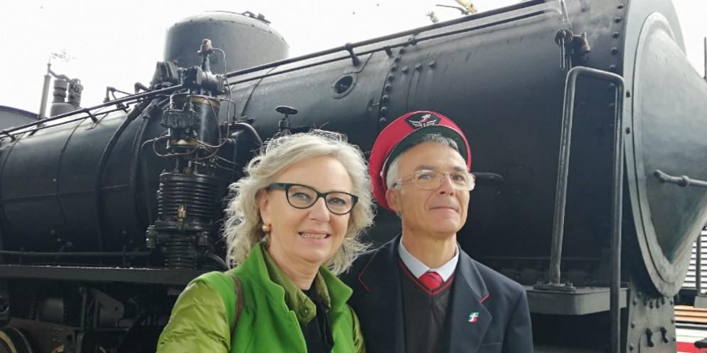 Domenica 30 giugno Il treno storico 'A Tutta Bici'