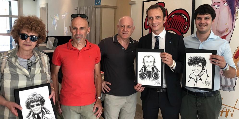 Cultura: Fedriga, «Il Palazzo del fumetto di Pordenone è un grande richiamo turistico»