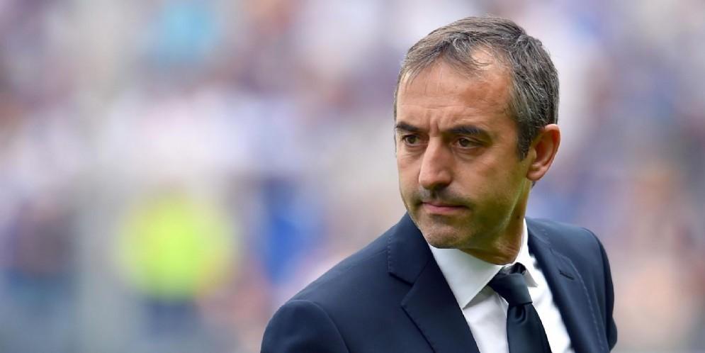Marco Giampaolo, nuovo allenatore del Milan