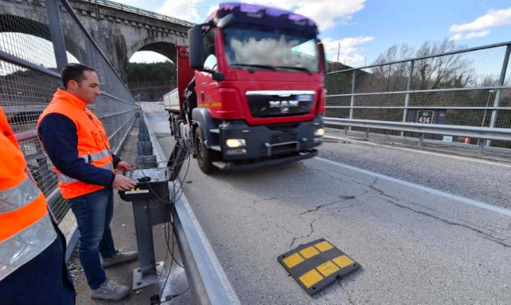 Autostrade: al via la campagna di monitoraggio dei ponti