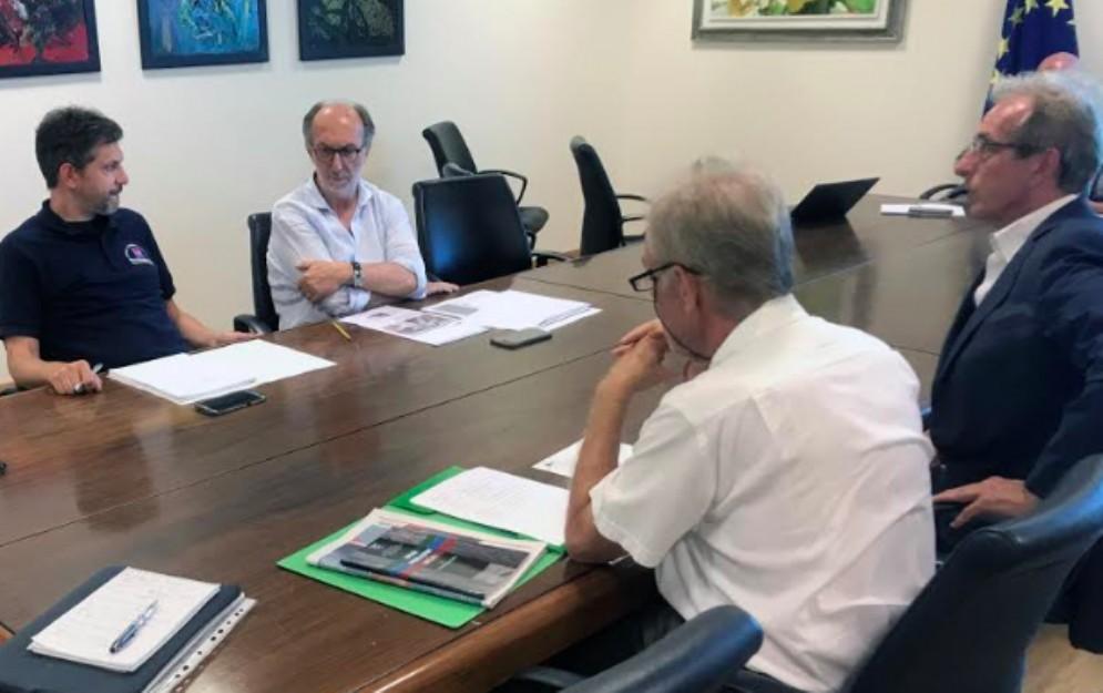 La Protezione civile in campo per gli approvvigionamenti dei rifugi Cai