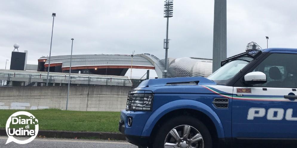 Europei Under 21 di calcio: denunciati 15 tifosi dalla Polizia
