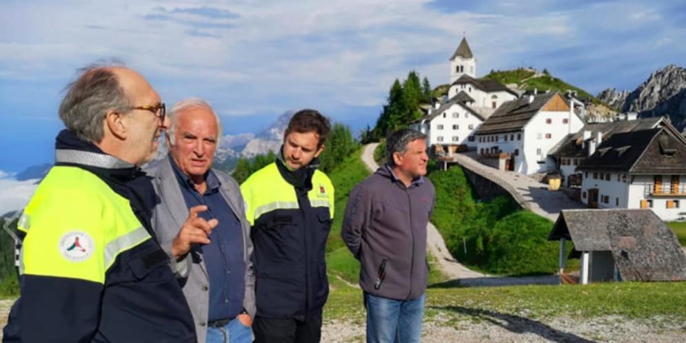 Giro d'Italia, Riccardi: «La tappa del 2021 sul Lussari occasione irripetibile»