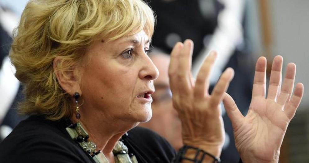 Il Procuratore aggiunto di Milano, Ilda Boccassini
