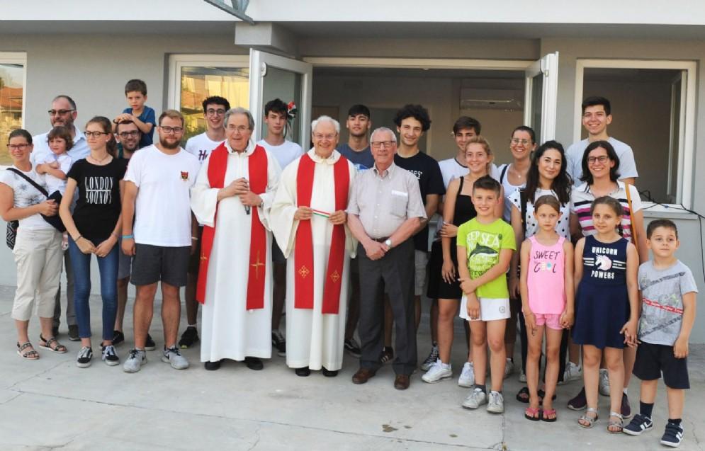 Nuovo centro di aggregazione giovanile per la parrocchia di San Paolo