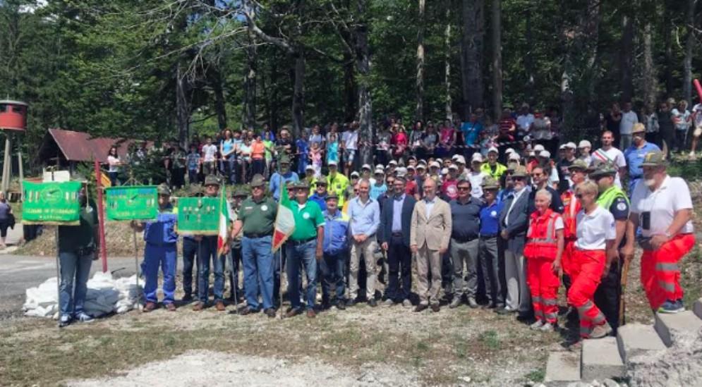 Ricambio generazionale: 34 giovani al campo di formazione della Protezione Civile