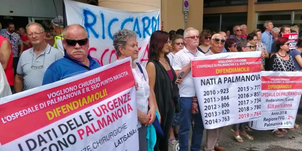 Chiusura del Punto nascita di Palmanova: raccolte già 13 mila firme