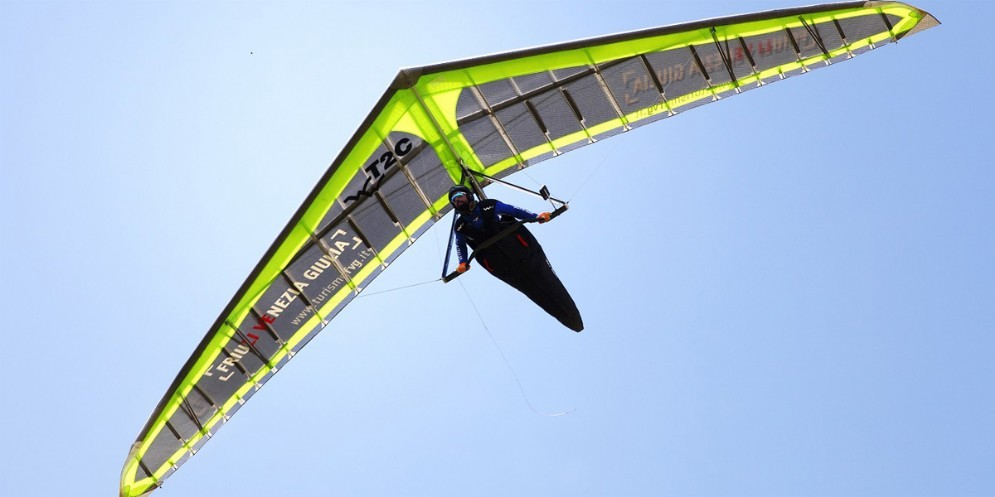 Il Friuli ospita i Campionati del Mondo di deltaplano