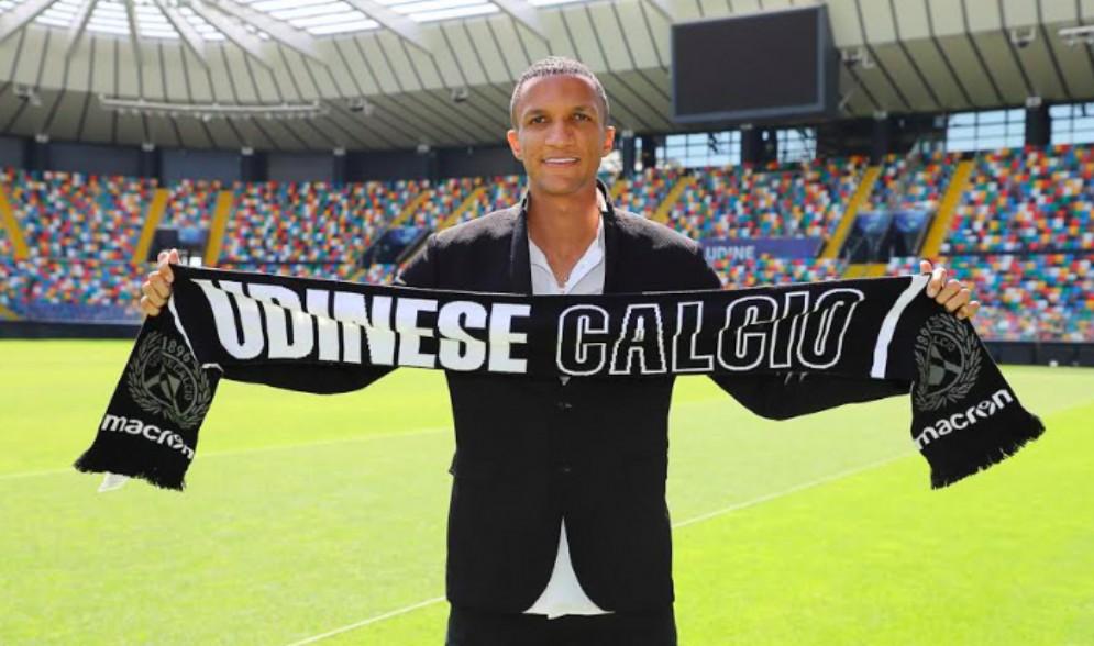 All'Udinese arriva il difensore brasilianoRodrigo Becão