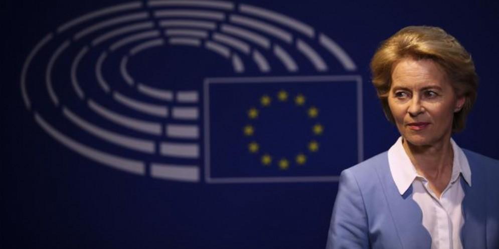 Ursula von der Leyen, presidente designata per la futura Commissione europea