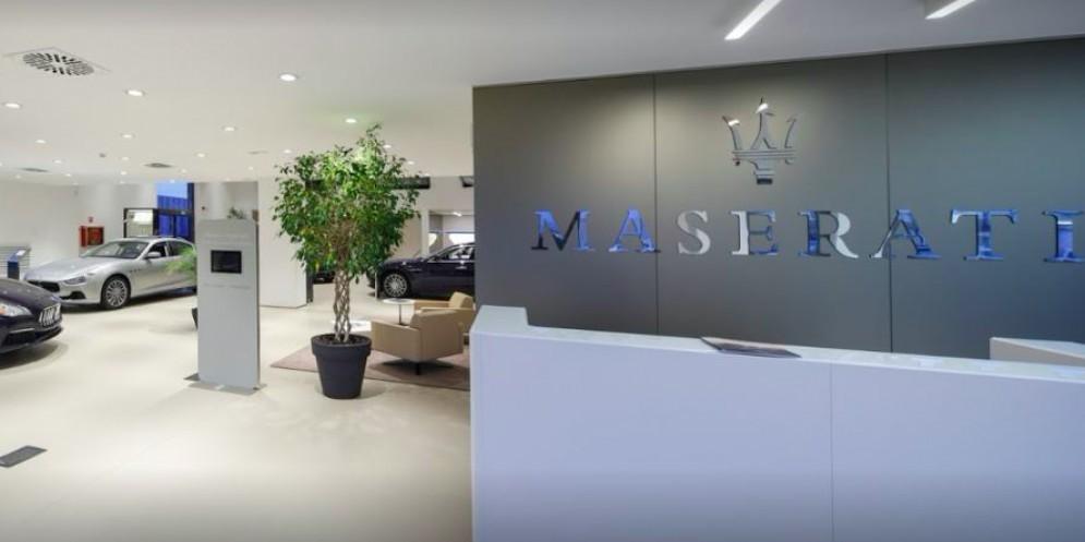 Gruppo Ferri è la nuova concessionaria Maserati