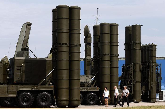 Missili S-400 di fabbricazione russa
