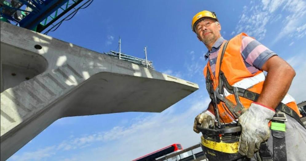 Viadotto sul fiume Tagliamento: opera conclusa in anticipo