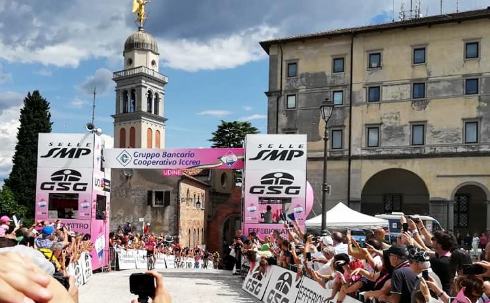 Giro Rosa: Fvg si conferma terra ideale per gli eventi sportivi