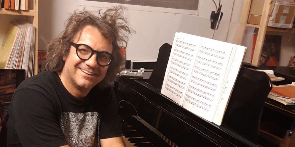 Remo Anzovino : intervista in attesa del concerto all'alba