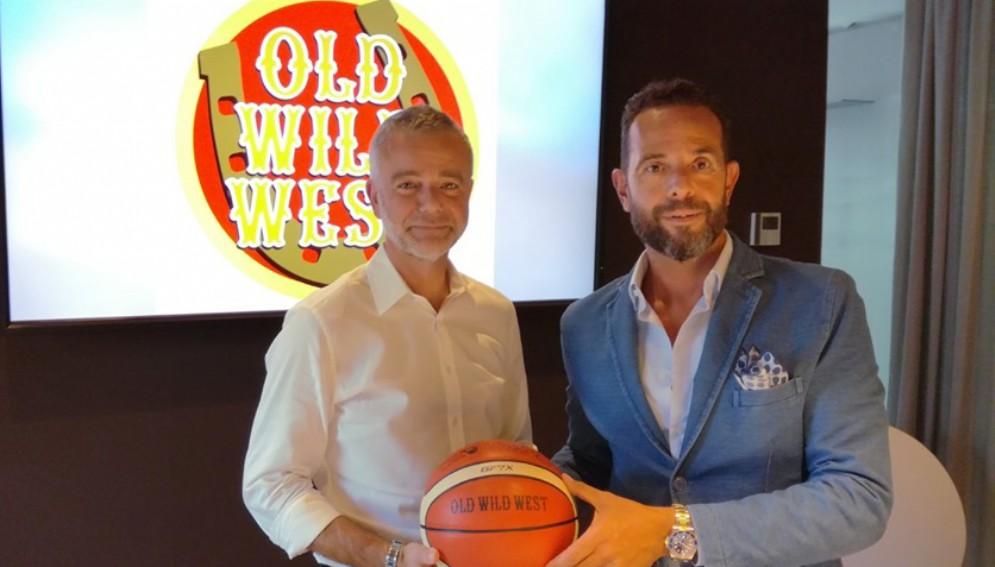 Cambia lo sponsor dell'Apu: Old Wild West al posto di Gsa