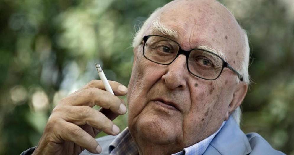 Lo scrittore siciliano, Andrea Camilleri