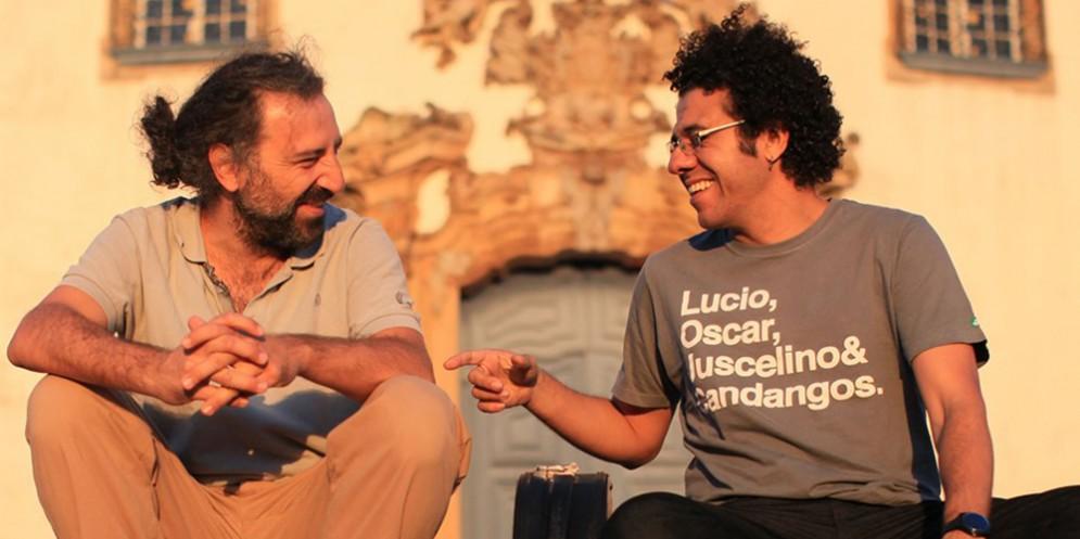 Saudade in Villa Manin con Stefano Bollani e Hamilton de Hollanda
