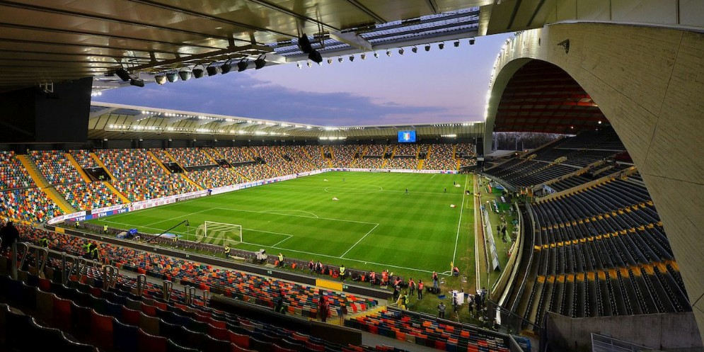 Udinese, prima fase della campagna abbonamenti da record