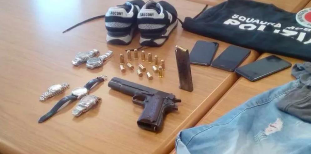 Rapina di via Mercerie: in 3 ore la Polizia arresta i rersponsabili