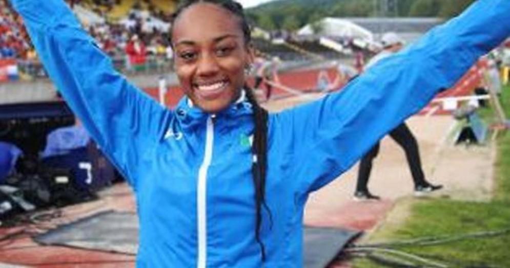 Larissa Iapichino, oro nel salto in lungo agli europei under 20