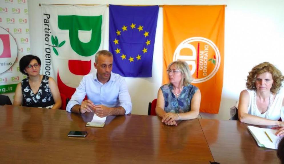 Pd Fvg: nasce la scuola di formazione politica 'Elvio Ruffino'