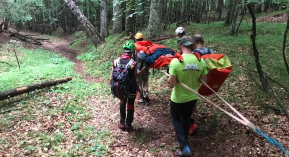 Turista 57enne soccorsa sul 'sentiero del nonno'