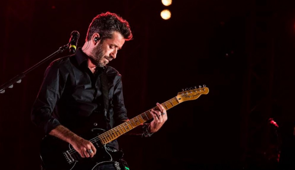 Daniele Silvestri apre l'edizione 2019 del No Borders Music Festival